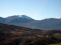 Monte Volturino e Monte Calvelluzzo