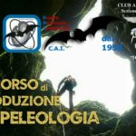 VIII Corso Introduzione alla Speleologia
