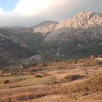 Monte Alpi in autunno