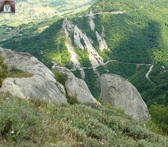 Salita sulla cima Chiasciamare