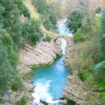 Gole del Calore. Ponte medievale